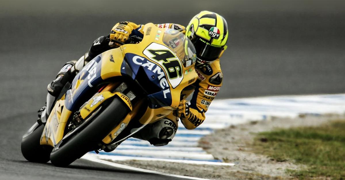 Valentino Rossi auf der Jagd nach seinem zehnten Titel 7. Teil