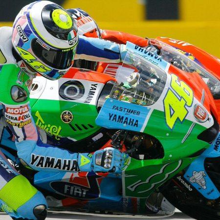 Valentino Rossi v lovu na deseti naslov prvaka 8. del