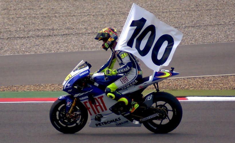 Valentino Rossi v lovu na deseti naslov prvaka 9. del