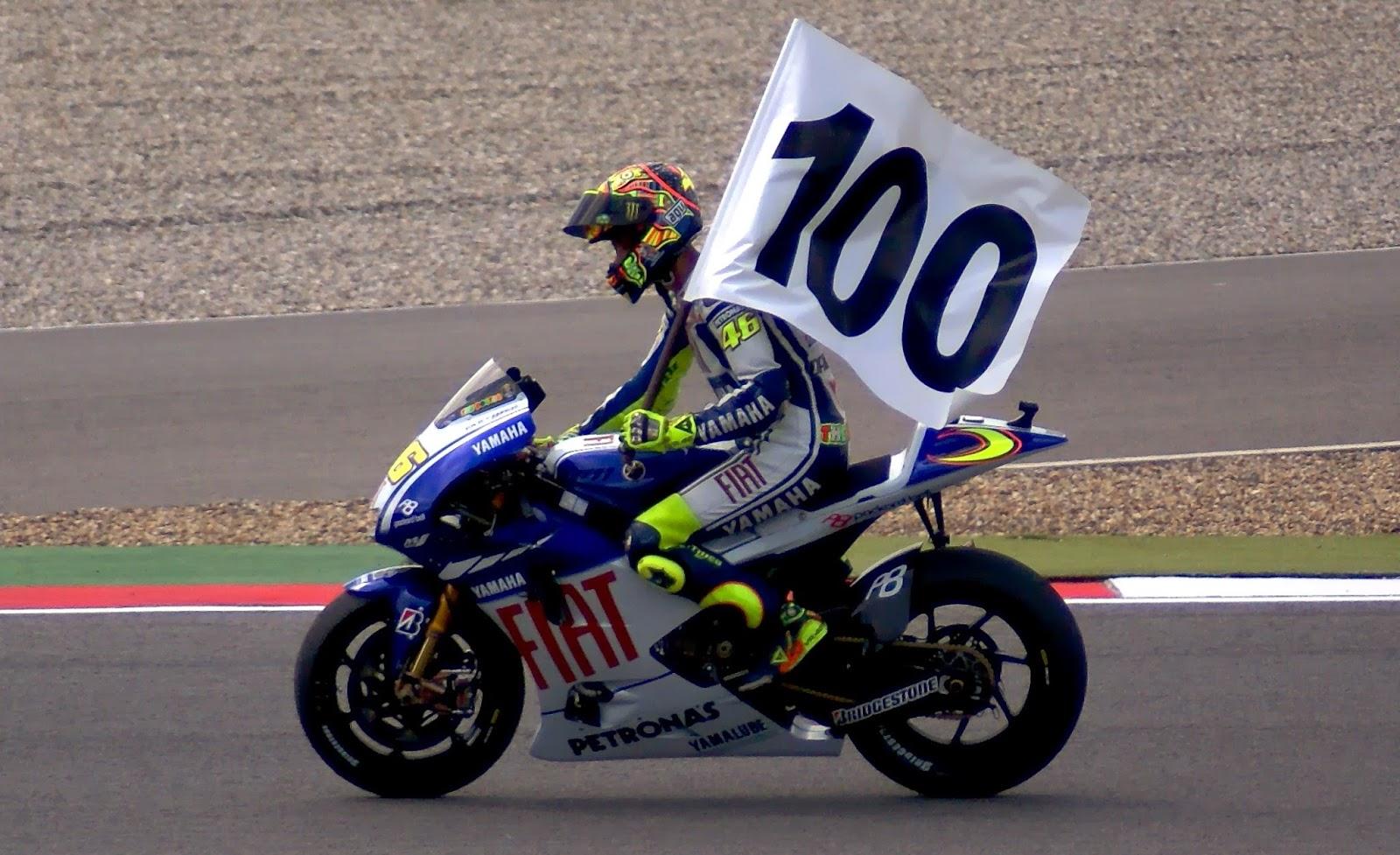 Valentino Rossi auf der Jagd nach seinem 10. Titel 9. Teil