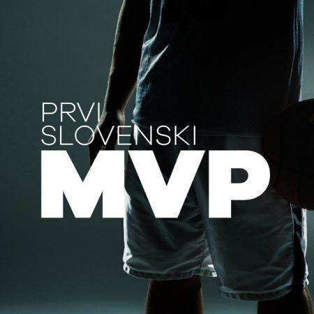 Prvi slovenski MVP – s sosedi do najboljšega v Evropi