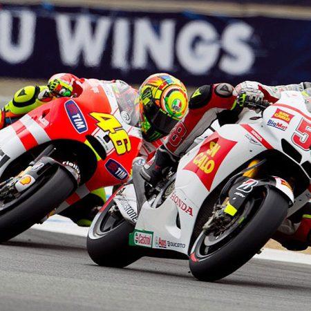 Valentino Rossi v lovu na deseti naslov prvaka 10. del