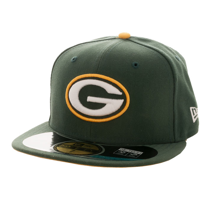 New Era 59FIFTY Mütze Greenbay Packers