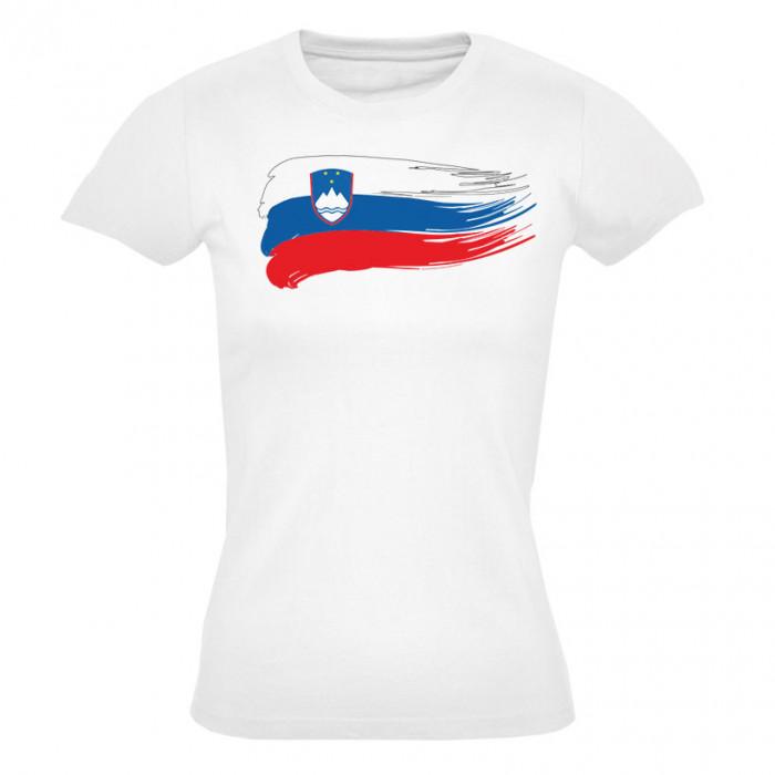 Slowenien Danem T-Shirt Fahne