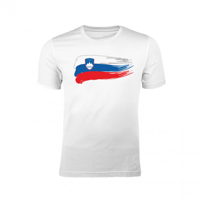 Slowenien Kinder T-Shirt Fahne