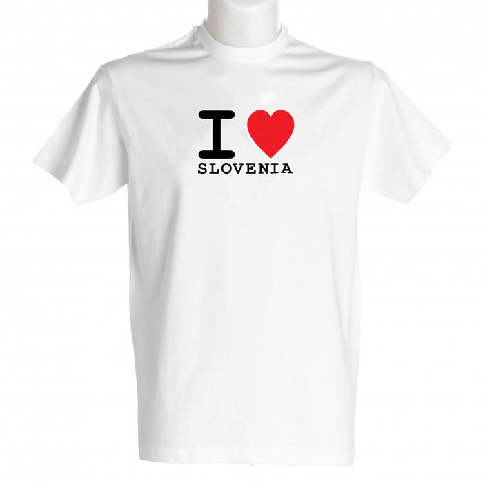 Slovenija muška majica