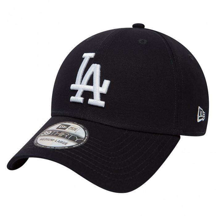 Los Angeles Dodgers New Era 39THIRTY League Essential Mütze Navy (10145640)