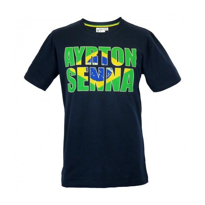 Ayrton Senna T-Shirt