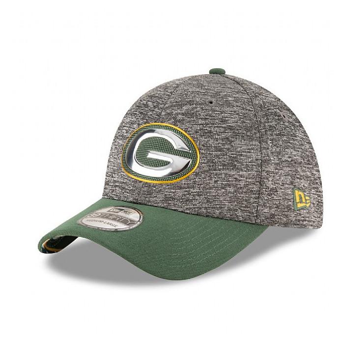 New Era 39THIRTY Draft kapa Green Bay Packers