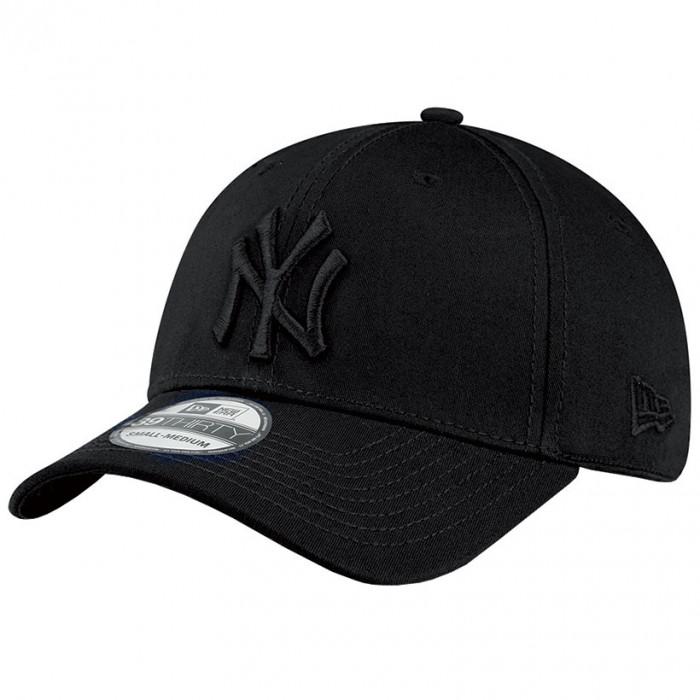 New York Yankees New Era 39THIRTY League Essential Mütze Black (10145637)