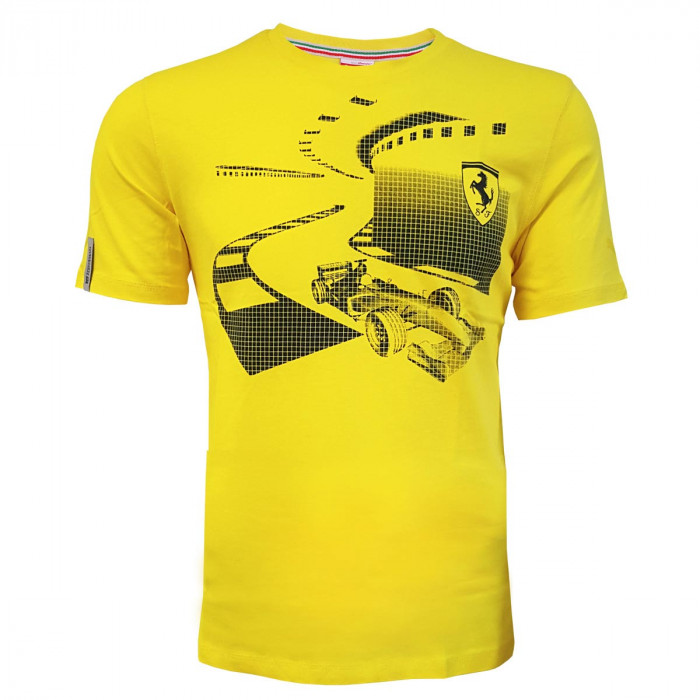 Ferrari Puma T-Shirt (568440-05)