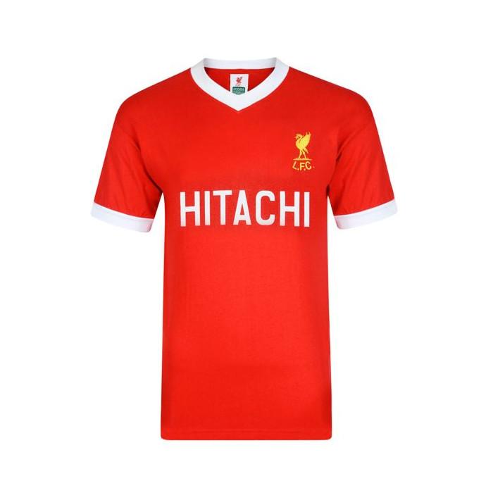 Liverpool Hitachi 1978 retro T-Shirt
