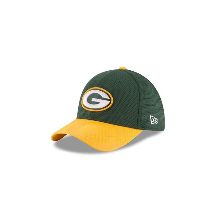 New Era 39THIRTY SIDELINE kapa Green Bay Packers