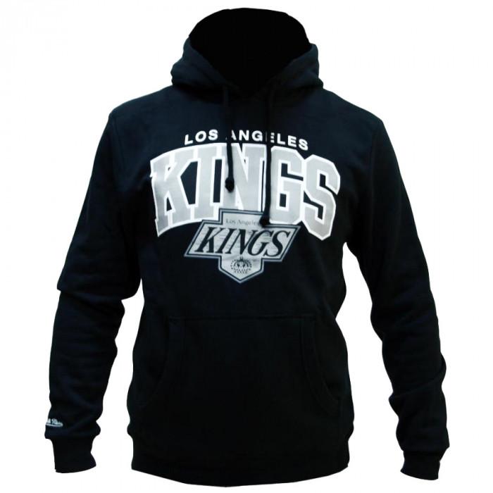 Los Angeles Kings Mitchell & Ness Team Arch majica sa kapuljačom (Team Arch LAKING)