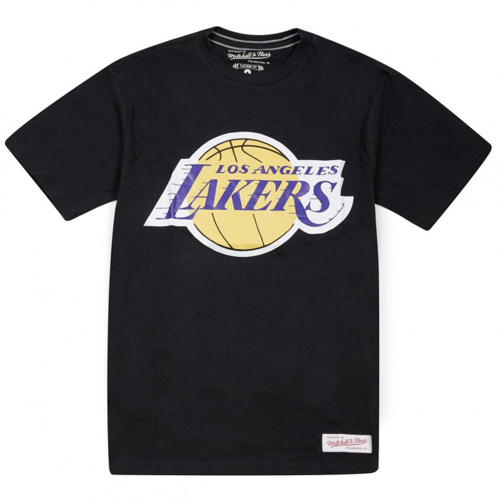 Los Angeles Lakers Mitchell & Ness Team Logo Tailored majica