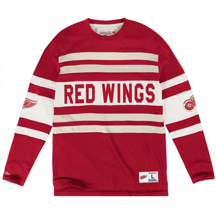 Detroit Red Wings Mitchell & Ness Open Net majica dulgi rukav (119T DETRED)