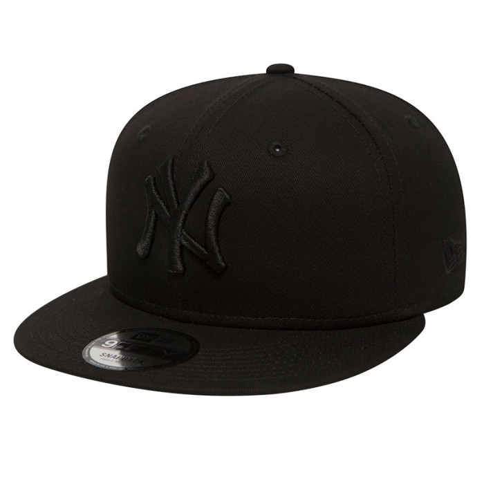 New York Yankees New Era 9FIFTY Cotton Block kapa Black