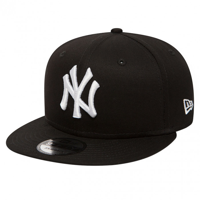 New York Yankees New Era 9FIFTY Cotton Block Mütze Black (11180833)