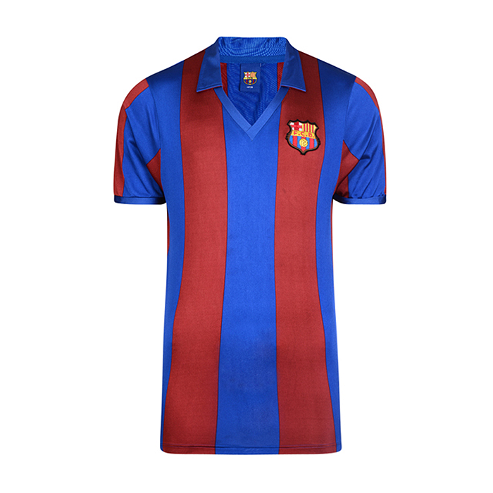 FC Barcelona retro dres 1982