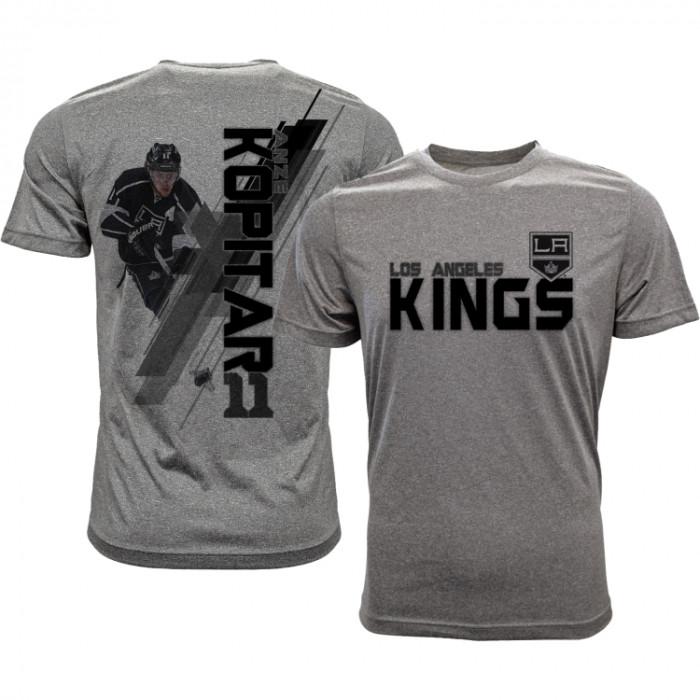 Los Angeles Kings Levelwear Spectrum T-Shirt Anže Kopitar