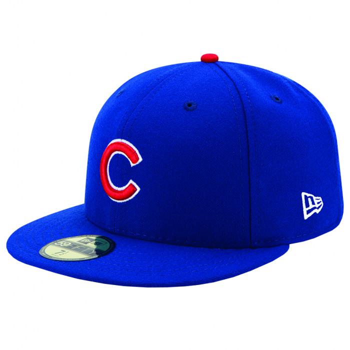 New Era 59FIFTY Mütze Chicago Cubs World Series 2016 Champions (11423875)