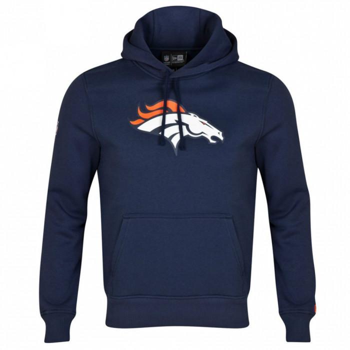 New Era Denver Broncos Team Logo Kapuzenjacke Hoody (11073772)