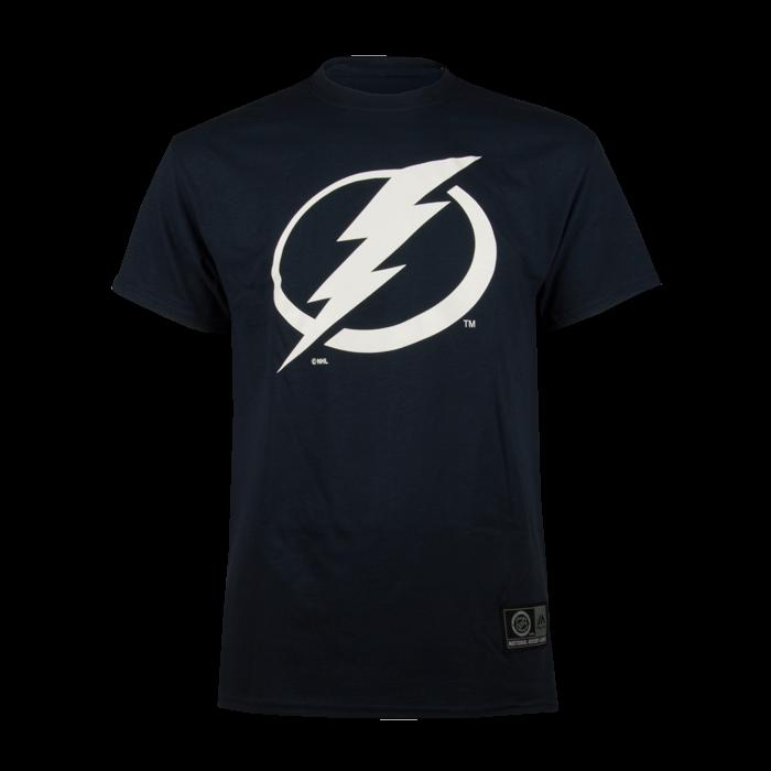 Tampa Bay Lightning Majestic T-Shirt (MRW3728RE)