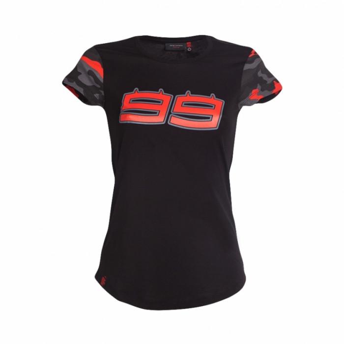 Jorge Lorenzo JL99 Camo ženska majica