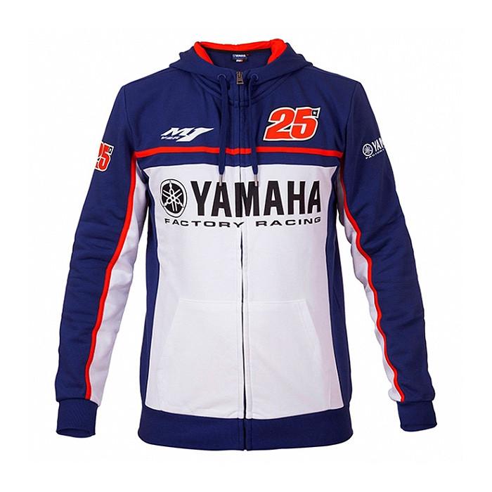Maverick Vinales MV25 Yamaha jopica s kapuco