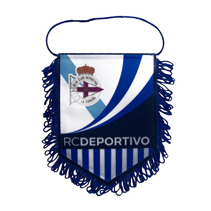 Deportivo La Coruña kleine Fahne