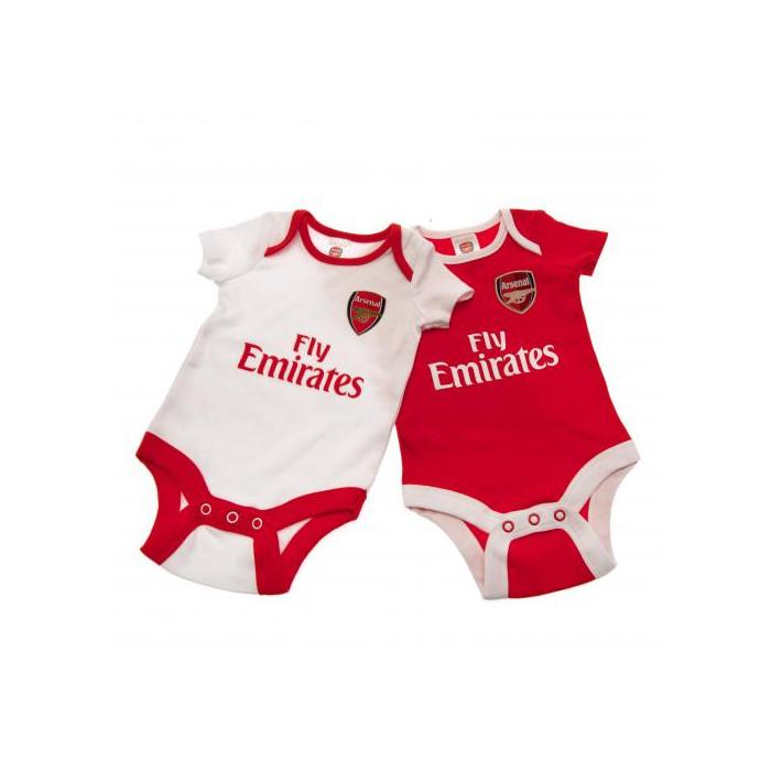 Arsenal 2x Baby Body