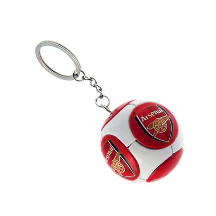 Arsenal Schlüsselanhänger kleiner Ball