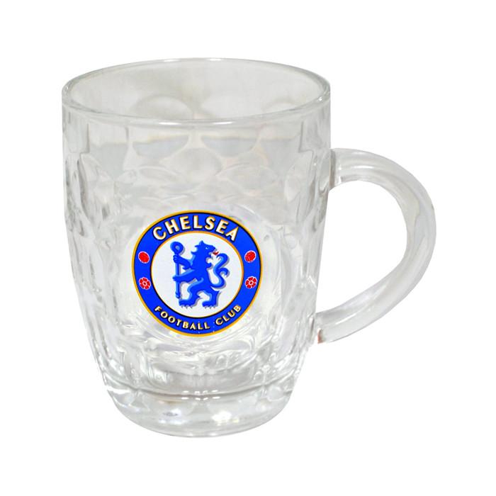 Chelsea staklena krigla