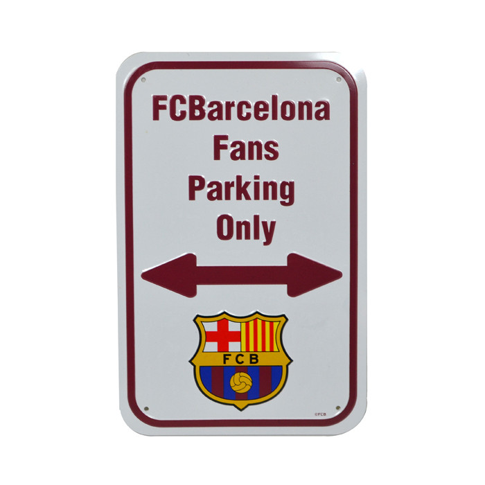 FC Barcelona No Parking tabla