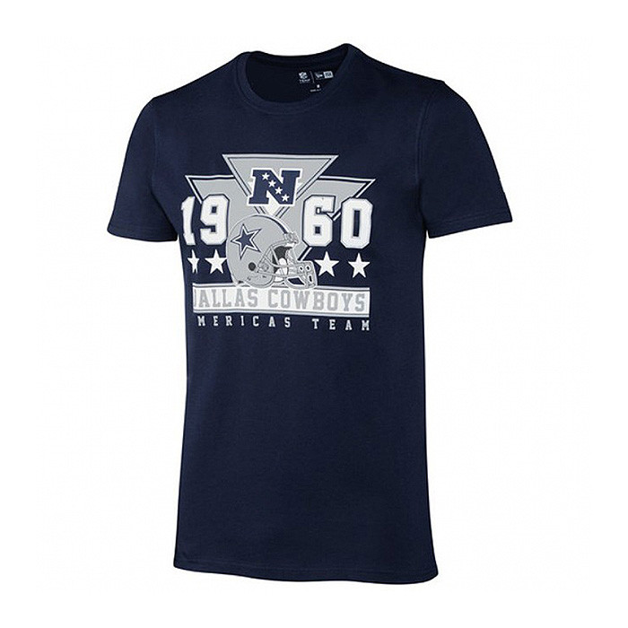 New Era Dallas Cowboys Triangle T-Shirt (11409837)