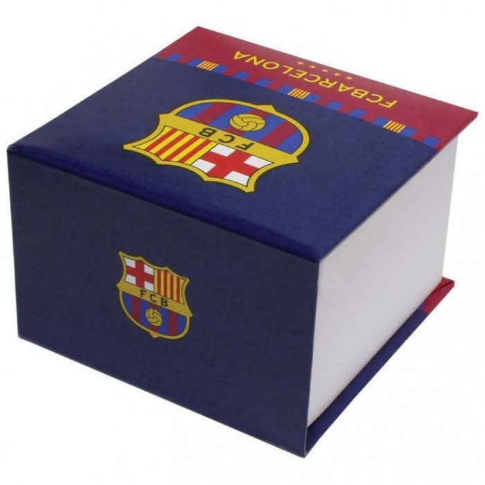 FC Barcelona Papierwürfel