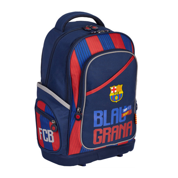 FC Barcelona šolski nahrbtnik