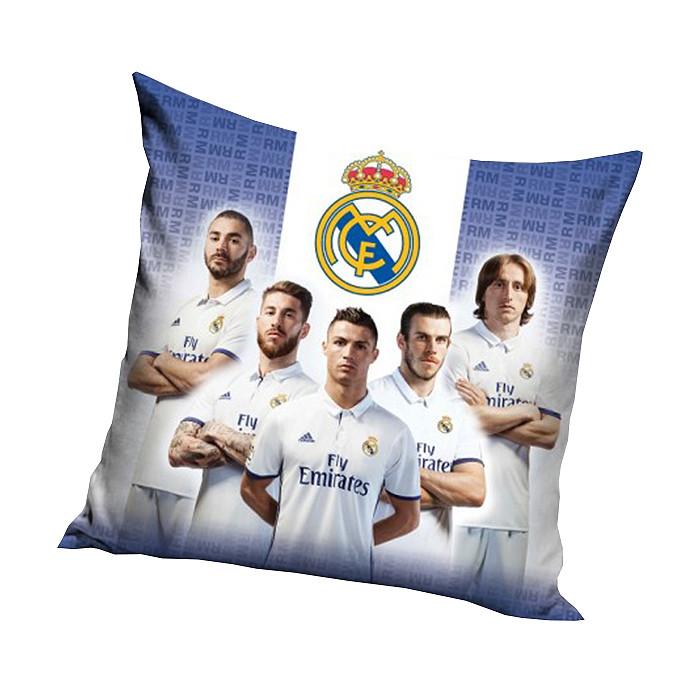 Real Madrid Kissen Spieler 40x40