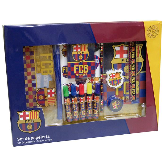 FC Barcelona Schulset (20-teilig)