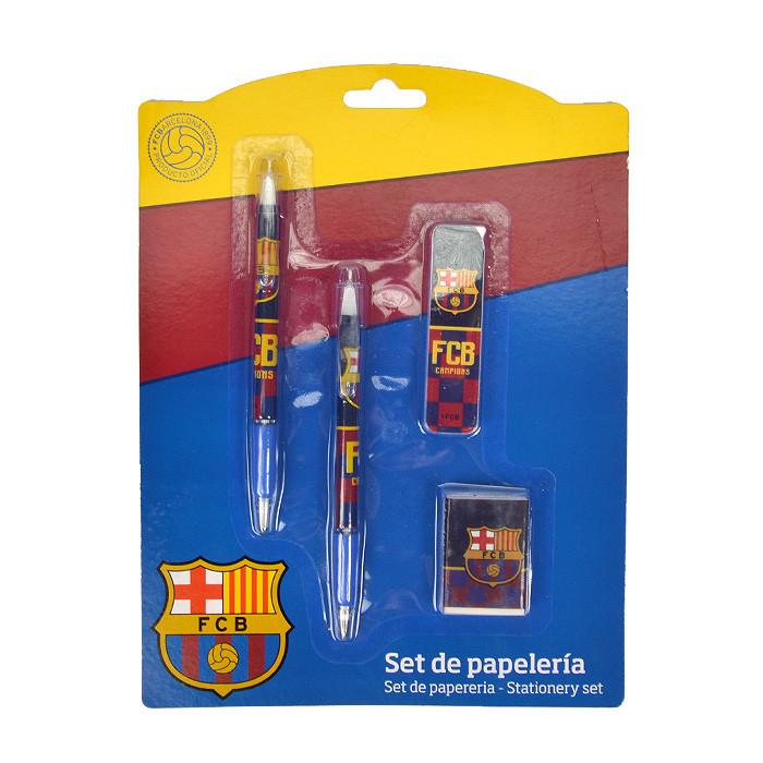FC Barcelona set za školu