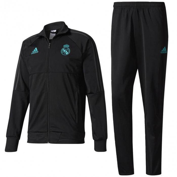 Real Madrid Adidas Presentation Trainingsanzug  (BQ7862)