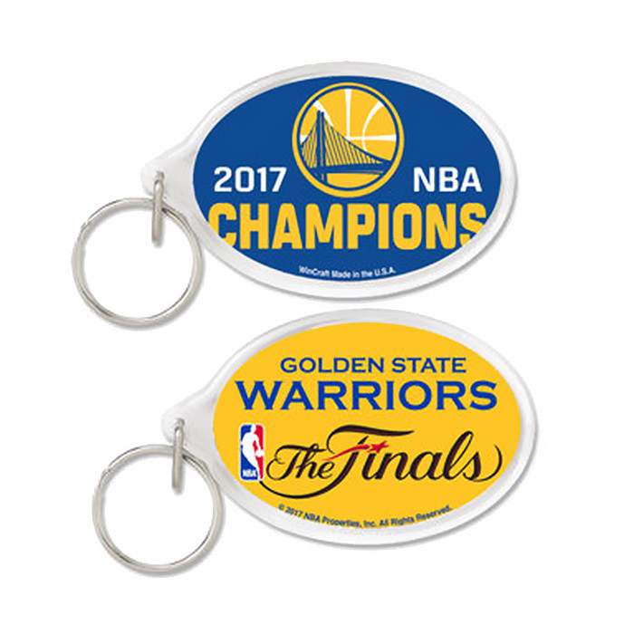 Golden State Warriors privjesak 2017 NBA Champions
