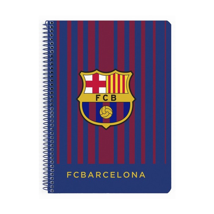 FC Barcelona bilježnica A5