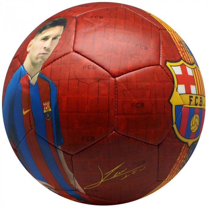 FC Barcelona Messi Matt Finish lopta