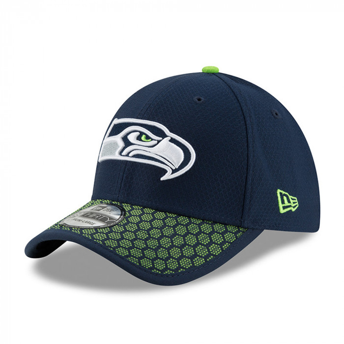 New Era 39THIRTY Sideline Mütze Seattle Seahawks (11462110)