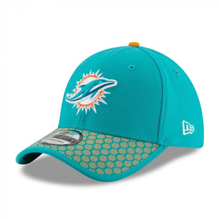 New Era 39THIRTY Sideline kapa Miami Dolphins (11462124)