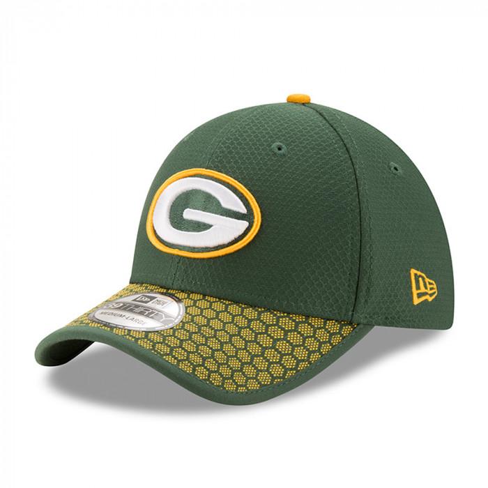 New Era 39THIRTY Sideline kapa Green Bay Packers (11462133)