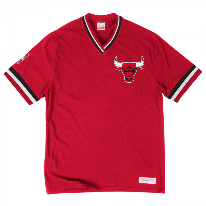 Chicago Bulls Mitchell & Ness Overtime Win Vintage 2.0 T-Shirt
