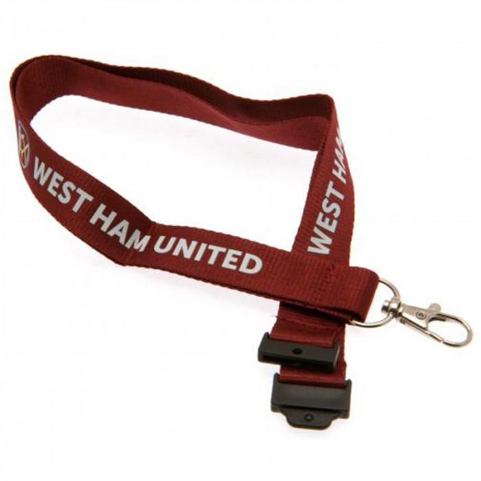 West Ham United trak Schlüsselanhänger