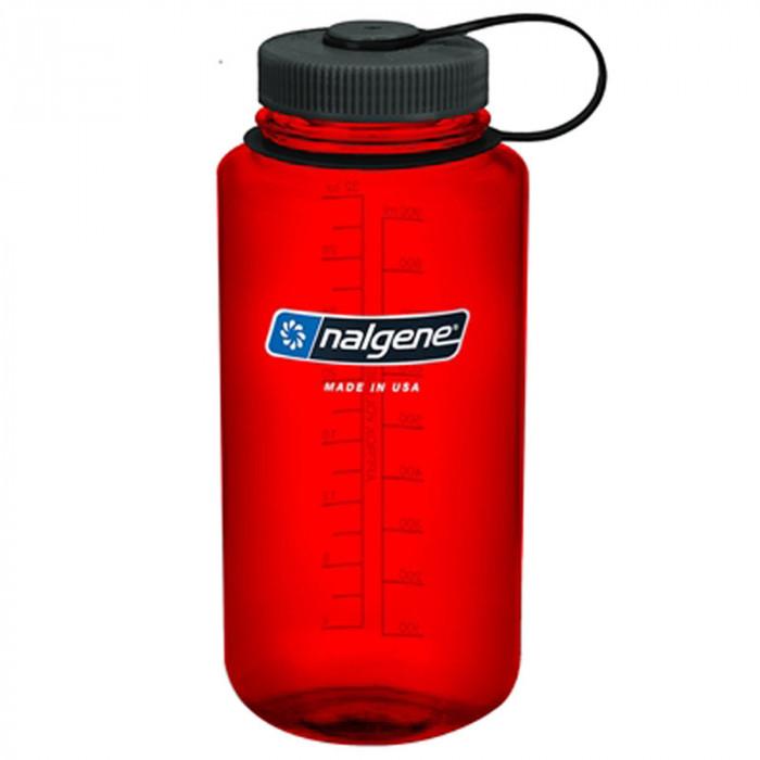 Nalgene flašica široko grlo, 1000 ml (2178-2023 crvena)
